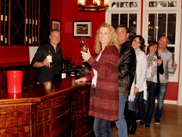Join the Four Winds Cellar Club
